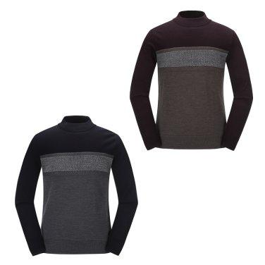 CADEN (카덴) 남성 터틀넥 티셔츠  / 등산티 (DMW17293)