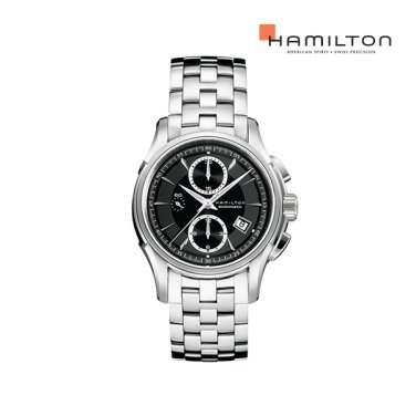 H32616133 재즈마스터 오토크로노 남성 시계