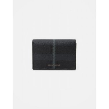 빈폴 헤릿 카드지갑 - Black (BE02A3M175)