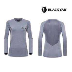 [블랙야크] 여성라운드티셔츠 E이자벨티셔츠-2
