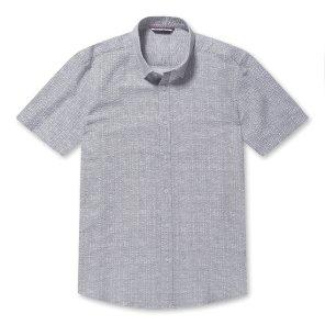 까르뜨블랑슈 시어서커 잔체크 셔츠 CMM9WS86