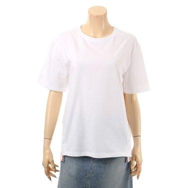 단추포인트 루즈핏 티셔츠 (BATS85931)