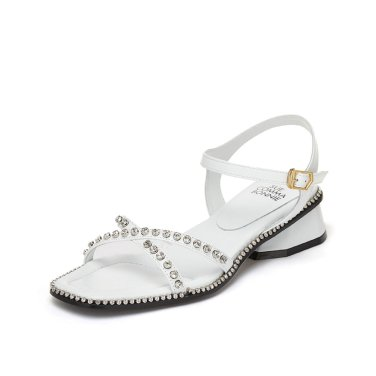 X strap cubic sandal(white) DG2AM19044WHT / 화이트