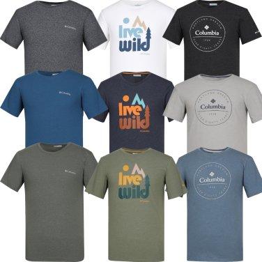 S/S 남성 기능성 라운드 반팔 티셔츠 3종